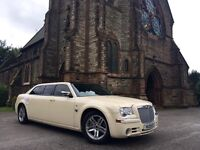 Baby Bentley Short Stretch Limo [300c] BMW 7 Series 🔵 A45 AMG ⚫️ Wedding Chauffeur Car Hire