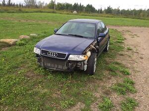 1999 Audi A4 parts