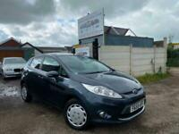 FORD FIESTA 1.6 TDCi Titanium 5dr 1 OWNER FROM NEW WILL COME WITH FULL YEAR MOT