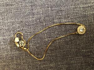 Bracelet en or et diamant Caroline Néron
