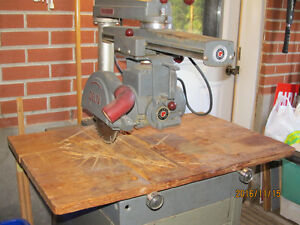 RADIAL SAW West Island Greater Montréal image 1