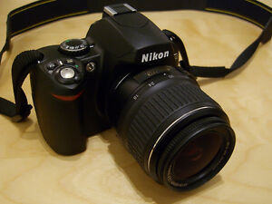 Nikon D40 DSLR Camera In Near New Condition, best offer