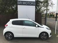 2015 Peugeot 108 1.2 PureTech Allure(£0 TAX,BLUETOOTH)