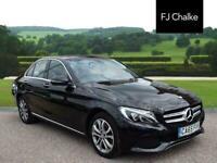2015 Mercedes-Benz C-CLASS C220 D SPORT PREMIUM Automatic Saloon Diesel Automati