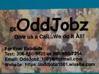 E.K. OddJobz is Now Hiring