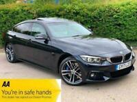 BMW 4 SERIES 440i M SPORT GRAN COUPE 3.0 5DR M SPORT + HUGE SPEC + 2017