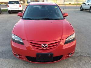 New Safety - 2005 Mazda Mazda3 GT Sedan - CLEAN TITLE