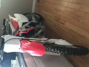 2015 Crf 250R like new low hours
