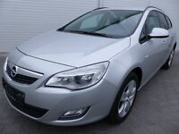 Opel Astra 1.7 CDTi Sports Tourer Design Edition