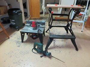 Various power tools good condition