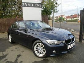 2013 BMW 320TD ( 163bhp ) ( s/s ) EfficientDynamics(SAT/NAV.LEATHER,£20 TAX)