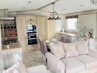Stunning Brand New 2 Bedroom Static Caravan - 2mins away from gorgeous beach