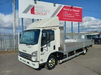 ISUZU TRUCKS FORWARD N75.190 AUTO new 20ft alloy dropside body v LOW KLMS