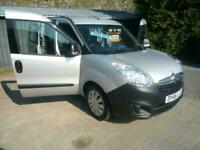 2016 Vauxhall Combo 2300 1.3 CDTI 16V ecoFLEX H1 Glazed Crew Van SS WINDOW VAN D