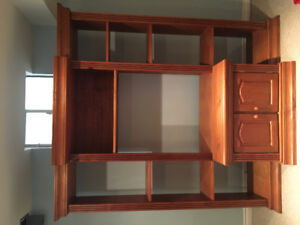 Wooden TV Shelving for Sale