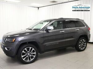2018 Jeep Grand Cherokee Limited - Panoramic Roof, Leather and L