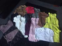 Size 10 bundle womens clothes... next jack wills...