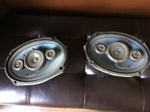 Kenwood 6x9 Car speakers  $20