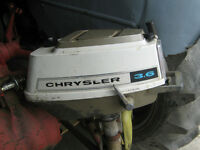 crysler outboard motot