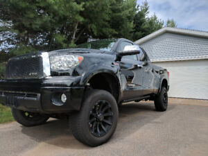 Limited Tundra Supercharged, 2012, Leass than 80k