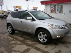 2004 NISSAN MURANO NEEDS NOTHING!!!! LOTS DONE TO IT