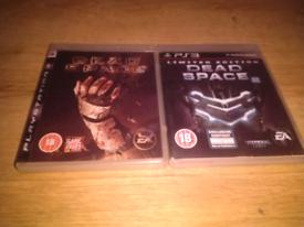 PS3 Deep Space & Deep Space 2 Games