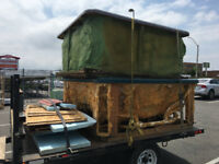 Junk removal - scrap removal - garbage removal - best in town