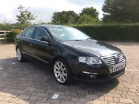 2008 Volkswagen Passat 2.0 TDI SE 4dr, FULL SERVICE HISTORY, LEATHER, AIR CON, LOADS OF EXTRAS!