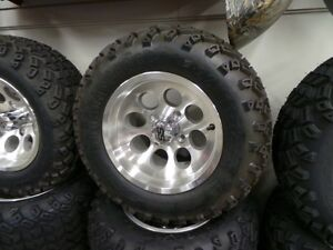 GOLF CART 12INCH LOW PROFILE WHEEL AND TIRE PACKAGE Belleville Belleville Area image 9