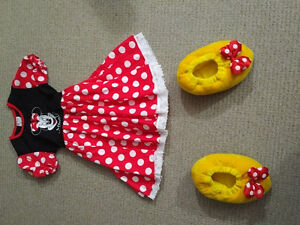 Disney Costume - Minnie Mouse
