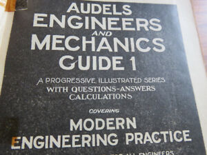 Modern engineering practice and mechanics guide