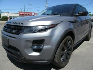 2014 Land Rover Evoque Dynamic  **FIANCEMENT 100% APPROUVE**