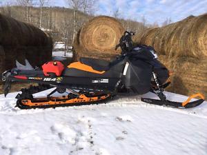 2013 ski doo summit 800 xm