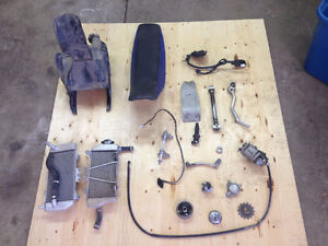 2007 Yamaha YZF450 misc parts