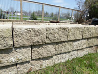 Natural Rock Wall Stone Builders, Precast Less than 1/2 price!