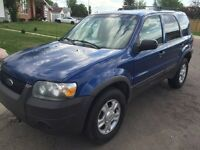 2007 Ford Escape AWD like Honda CR-V like new