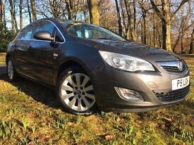 *GREAT VALUE*2011(11)VAUXHALL ASTRA 1.7 CDTI ECO FLEX SE 5DR WITH 63K FSH*