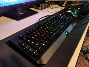 Razer Blackwidow Chroma V2 - Clavier Gamer