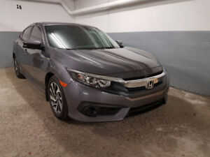 Lease transfer Honda Civic EX 2017