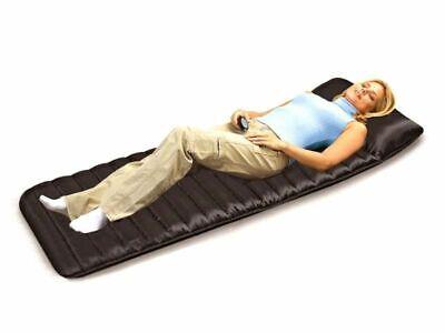 Gebruikt, Elektrische Massage Matratze mit Heizfunktion Entspannung Heizmatte tweedehands  verschepen naar Netherlands