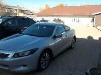 2009 Honda Accord Coupe (2 door) 16000 OBO