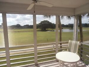 pompano beach condo on golf course