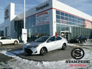 2017 Toyota Corolla  LE Upgrade Package  - Certified