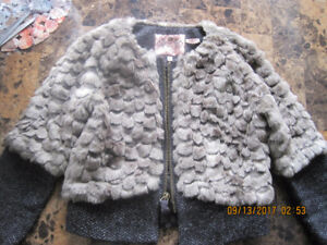 Girls Juicy couture coat