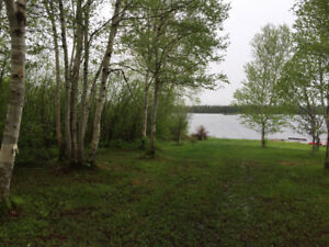 Beautiful Waterfront Cottage Lot, Central NL