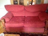 3 seater sofa couch Sterling