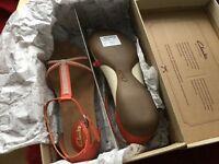 Ladies clarks sandals