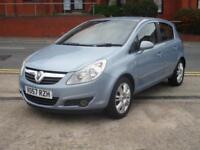 57 Vauxhall Corsa 1.3CDTi 16v Design + 5 DOOR + DIESEL