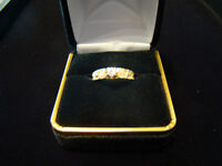 .15ct Diamond Solitare 14k Gold Engagement Ring **SALE**