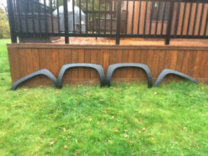 1999 - 2005 Chevy Fender Flares